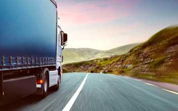 empresa transporte internacional