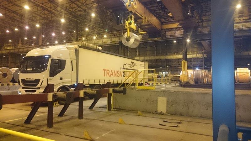 Transporte cargas pesadas Madrid